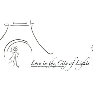 Blog header for Kasia Dietz, Love in the City of Lights